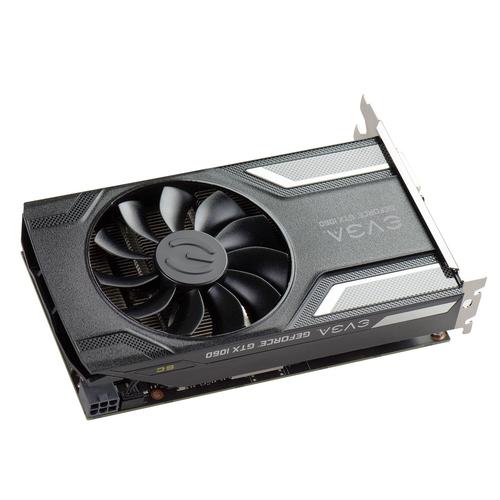 EVGA GeForce GTX 1060 SC, 6GB GDDR5 (192 Bit), HDMI, DVI, 3xDP video karte
