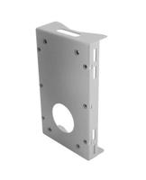 Ernitec Pole Thin Direct Mounting White, 112-130 mm