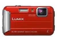 Panasonic Lumix DMC-FT30 orange Digitālā kamera