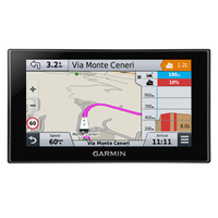 Garmin Camper 660LMT-D Europe, Lifetime Map Updates, Lifetime Digital Traffic Navigācijas iekārta