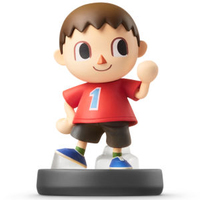 Nintendo amiibo Smash Villager spēle