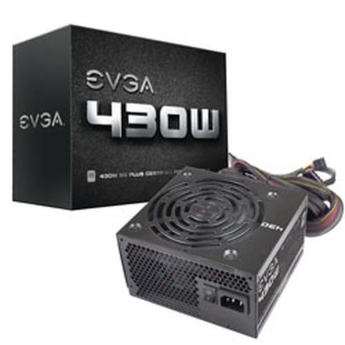 EVGA Power Supply 430W, 80 PLUS Barošanas bloks, PSU