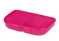 Herlitz Brotdose Pink Skolas somas un penāļi