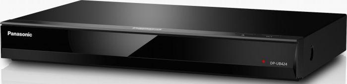 Odtwarzacz BLU-RAY Panasonic DP-UB424, Blu-ray-Player - black DP-UB424EG-K dvd multimēdiju atskaņotājs