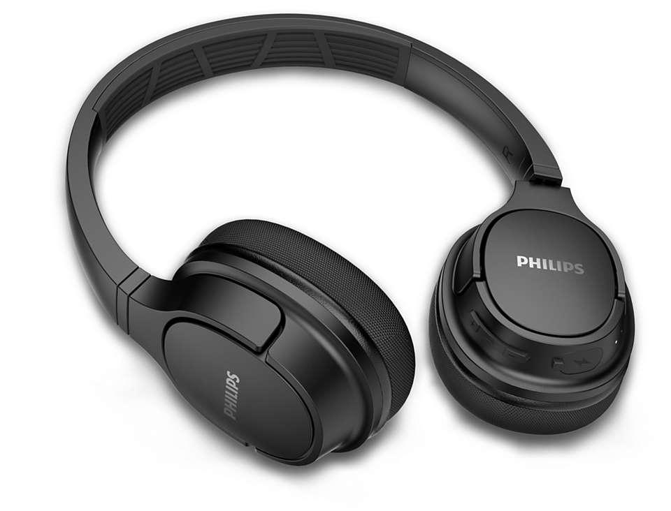 Philips TASH402BK/00 austiņas