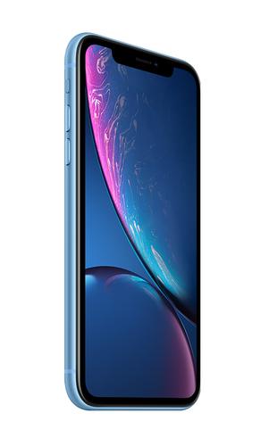 Apple iPhone XR            128GB Blue MH7R3ZD/A Mobilais Telefons