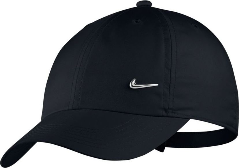 Nike Cap Nike Y H86 CAP METAL SWOOSH AV8055 010 AV8055 010 black one size