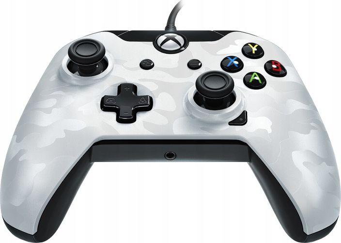 PDP XboxOne CAMO WHITE (PC, Xbox One) spēļu konsoles gampad