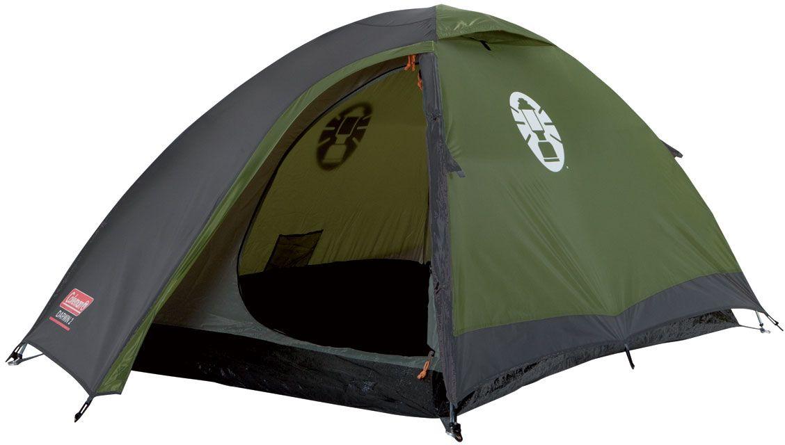 Coleman 2-Person Dome Tent DARWIN 2 telts Kempingiem, pārgājieniem