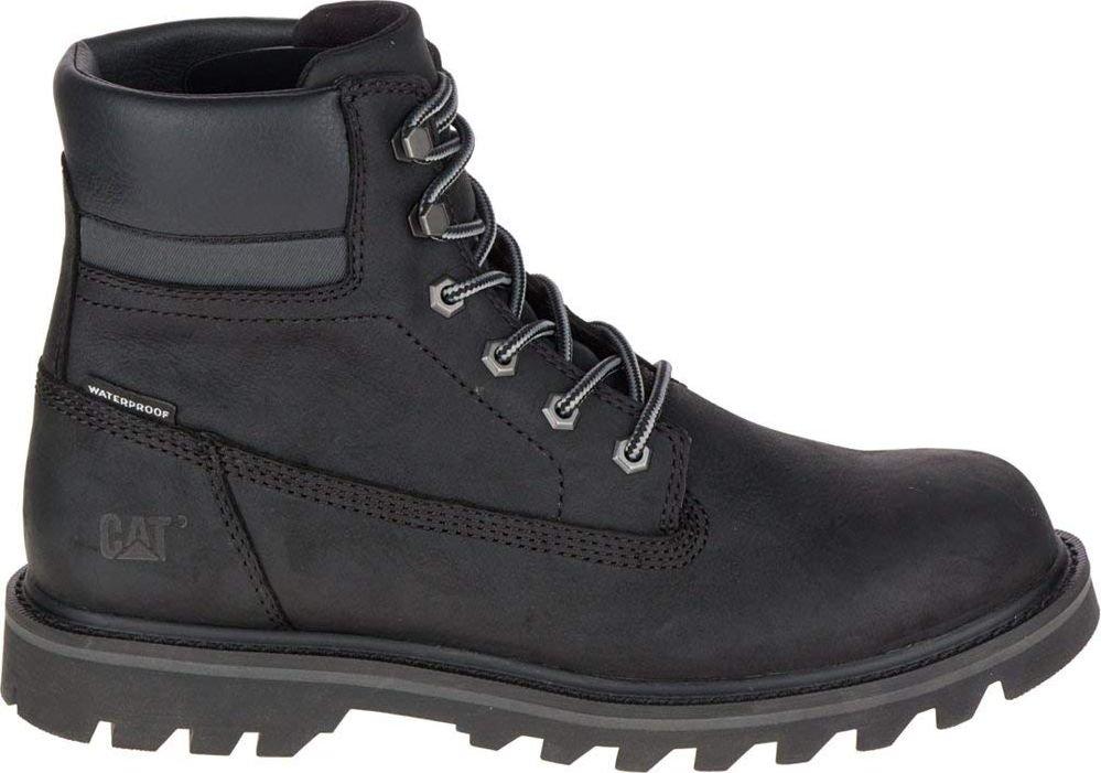 Caterpillar. Men's trekking shoes Deplete WP Brown. 42 Tūrisma apavi