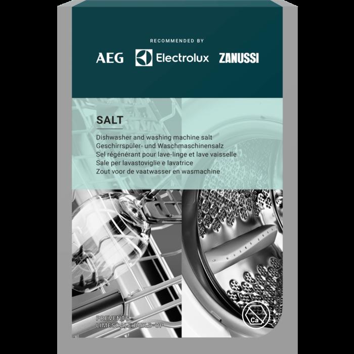 Electrolux tīrišanas līdzeklis - sāls trauku un veļas mazgājamajām mašīnām, 1 kg M3GCS200