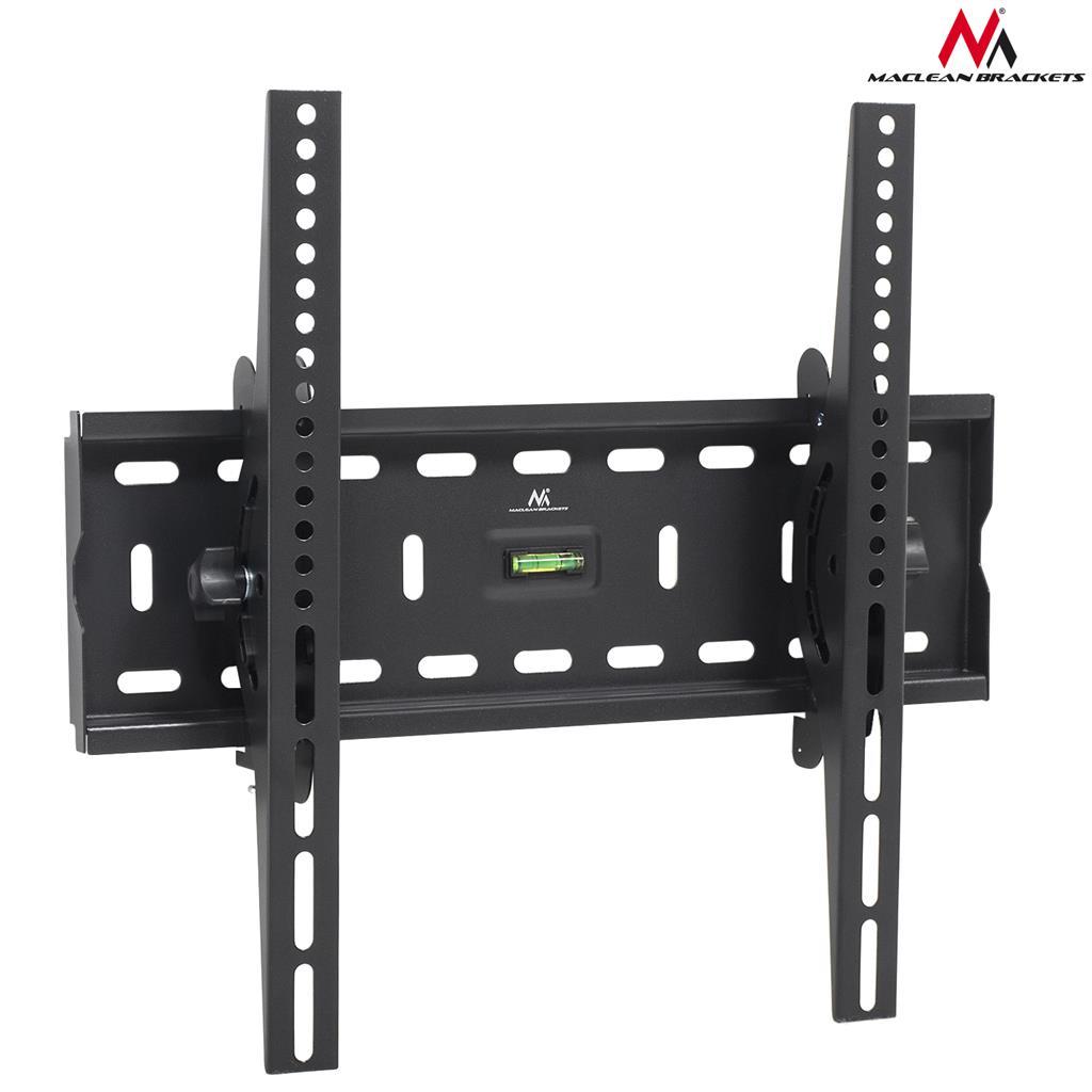 Maclean MC-778 Adjustable TV wall mount for LED 26-55'' 45kg max vesa 400x400 TV stiprinājums