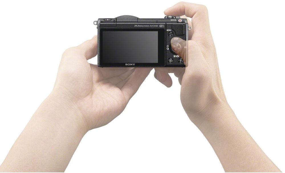 SONY ILCE-5100LB Spoguļkamera SLR