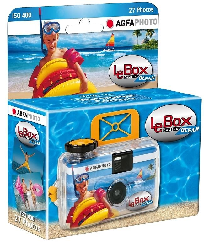 AgfaPhoto LeBox 400 27 Ocean Digitālā kamera