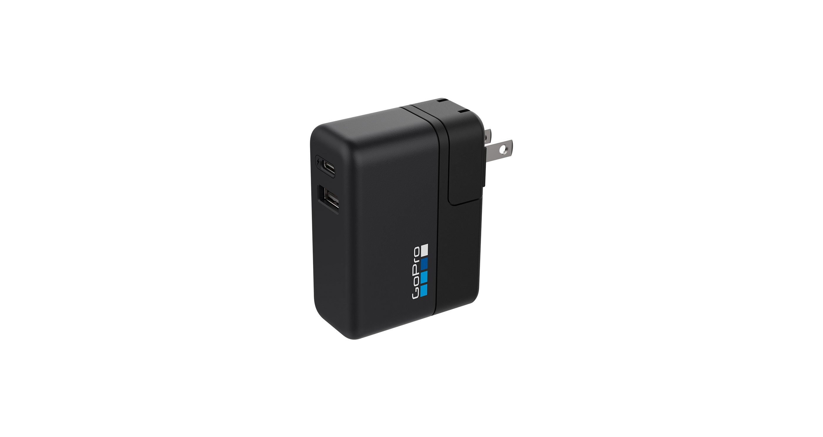 GoPro Supercharger (Dual Port Fast Charger) Sporta kameru aksesuāri