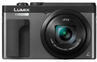 Panasonic LUMIX DC-TZ90 silver Digitālā kamera