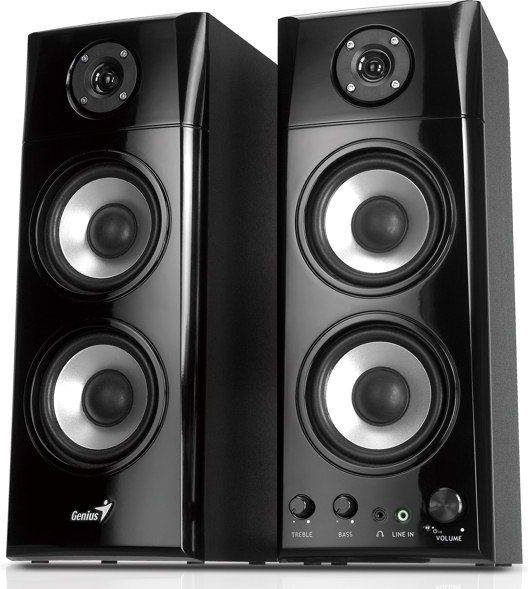 Genius Speakers SP-HF1800A, 50W spēļu aksesuārs