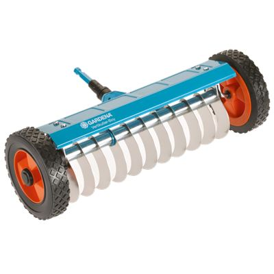 Scarifier for grass on GARDENA combisys 03395-20