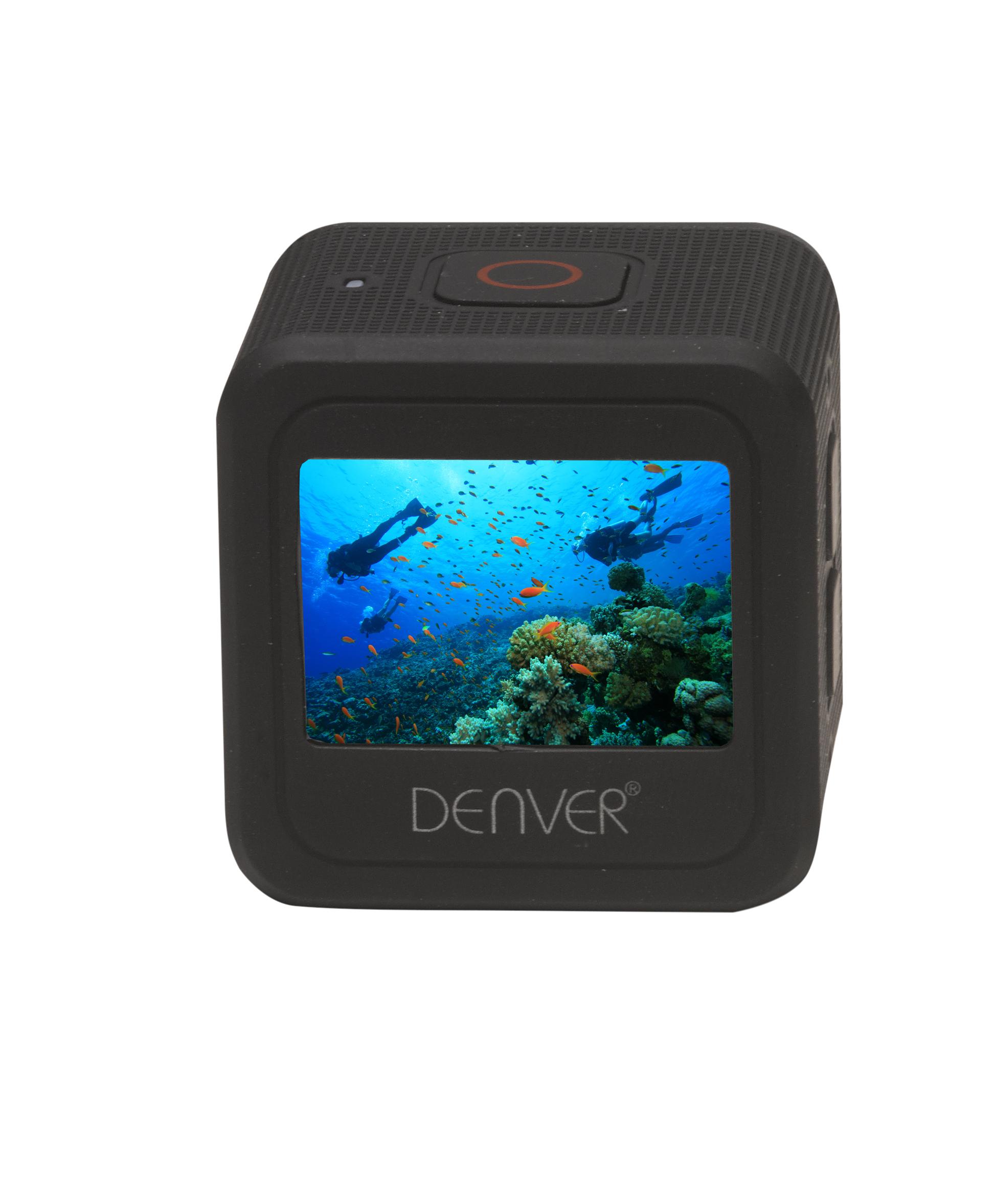 Denver ACT-5040W black sporta kamera