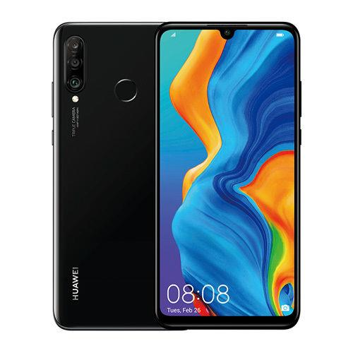 Huawei P30 Lite 4GB/128GB Midnight Black Mobilais Telefons