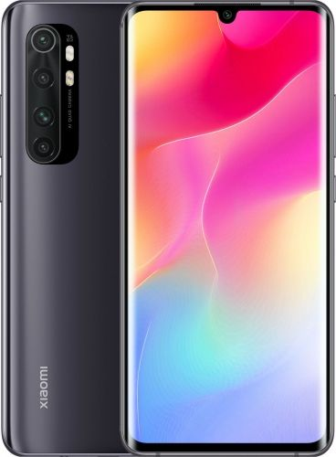 Smartfon Xiaomi Mi Note 10 Lite 6/64GB Dual SIM Czarny (27500) xiaomi_20200601120550 Mobilais Telefons
