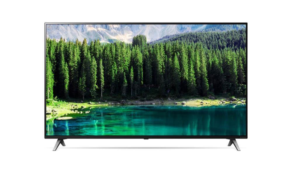 """LG 49SM8500PLA 49"""" (123 cm), Smart TV,  4K Ultra HD Nanocell TV, 3840 x 2160, Wi-Fi, DVB-T/T2/C/S/S2, Silver LED Televizors"""