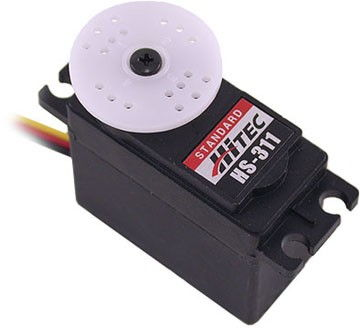 Servo  HS-311 no box included (3.0kg/4.8V, 0.19s/60*)