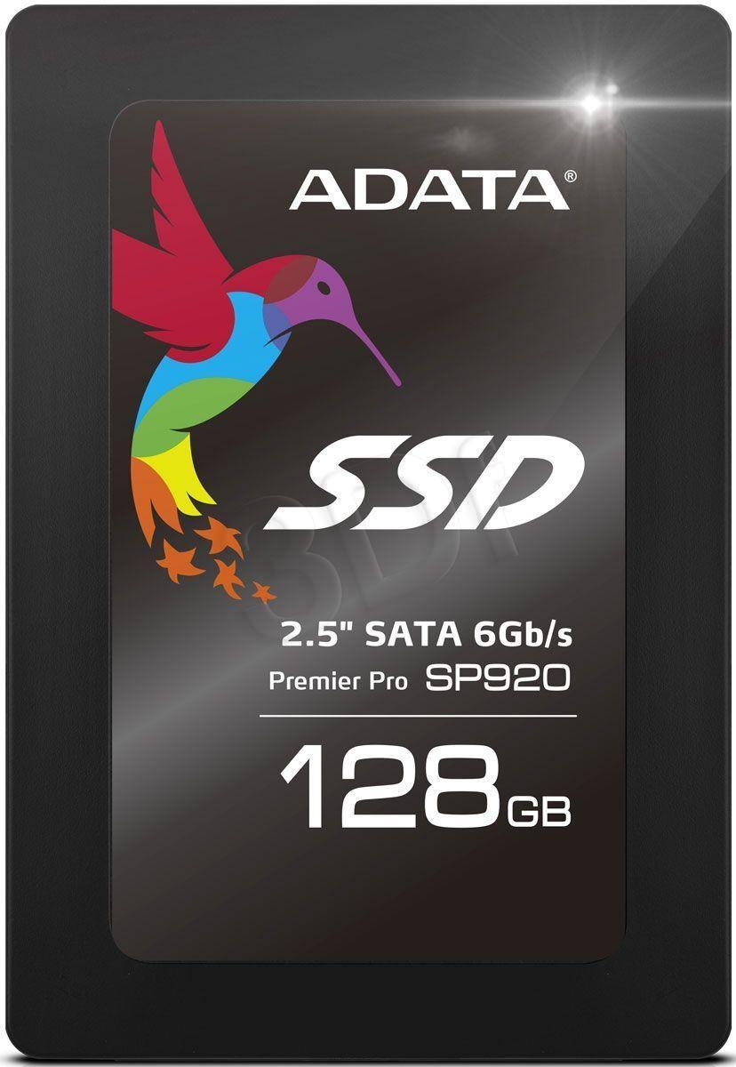 ADATA SP920 128GB SSD 2.5i SATA3 6Gb/s SSD disks