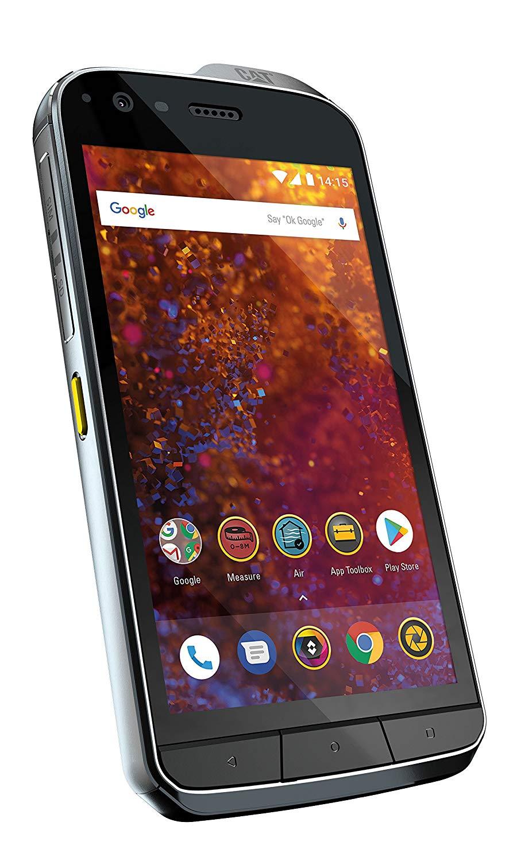 Caterpillar CAT S61 - 5.2 - 64GB - Android - black Mobilais Telefons