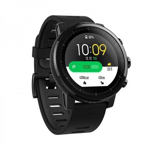 Xiaomi Amazfit Stratos black Viedais pulkstenis, smartwatch