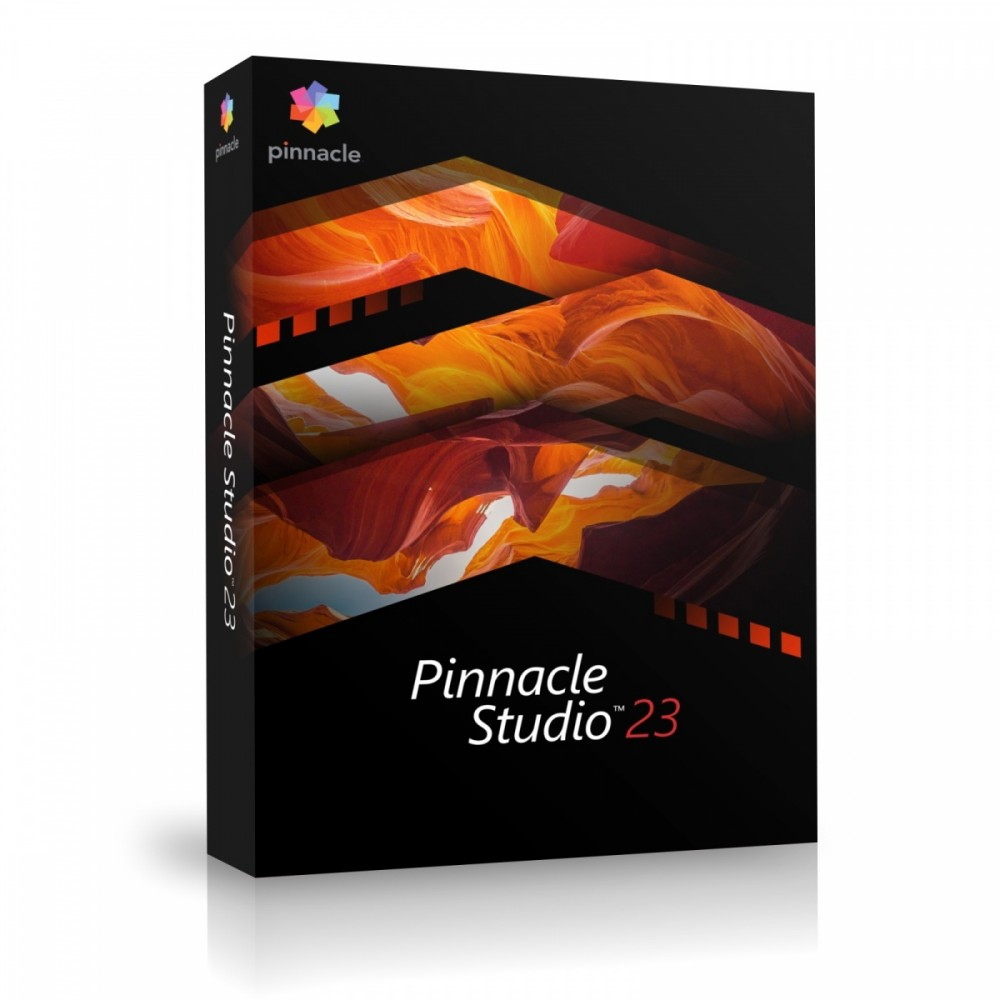 Pinnacle Studio 23 Std PL/ML Box PNST23STMLE