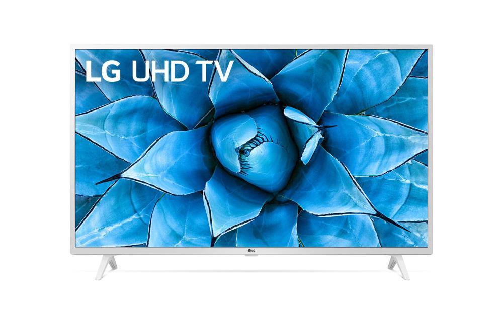 LG 43UN73903LE 43 (109cm) 4K Ultra HD TV, White LED Televizors