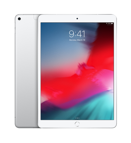 Apple iPad Air 10.5 Wi-Fi + Cell 256GB silver Planšetdators