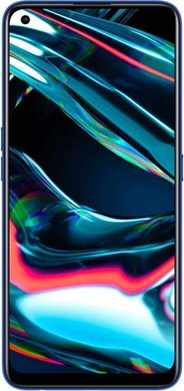 Realme 7 Pro 8GB/128GB Mirror Blue Mobilais Telefons