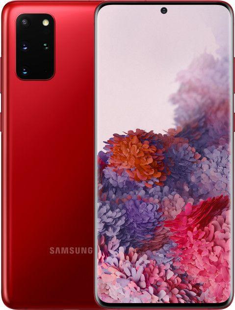 Samsung  Galaxy S20 Plus DS 128GB Aura Red SM-G985FZRDSEK Mobilais Telefons