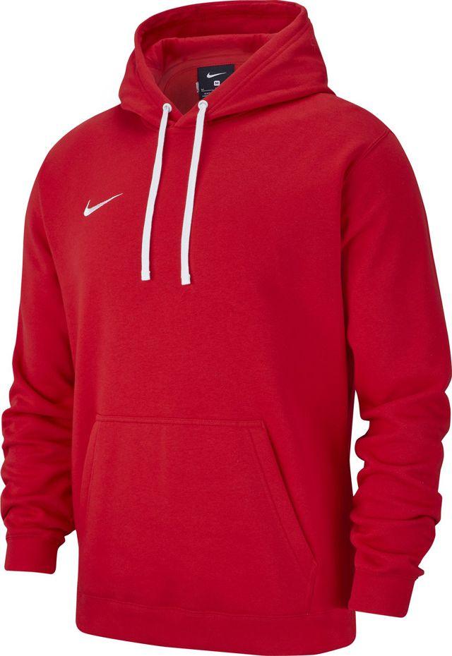 Nike Hoodie Men Hoodie Po Flc Tm Club 19 red size XL (AR3239 657)