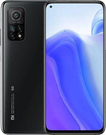 Smartfon Xiaomi Mi 10T 5G 6/128GB Cosmic Black (30109) XIA-SM-000368 Mobilais Telefons