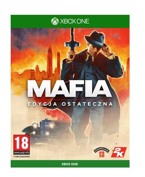 Cenega Game one Mafia I Definitive Edition