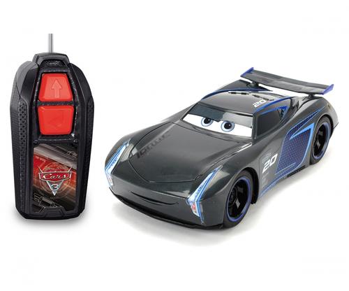 Dickie Auta 3 RC Jackson Storm Single Drive 14cm Dickie (203081001) Radiovadāmā rotaļlieta