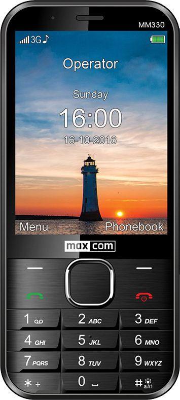 MAXCOM MM 330           CLASSIC Mobilais Telefons