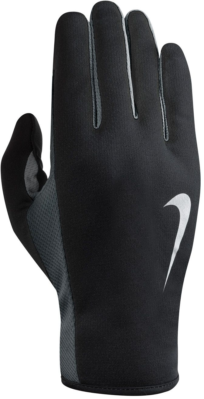 Nike Rally Run Gloves 2.0 women's gloves black M cimdi