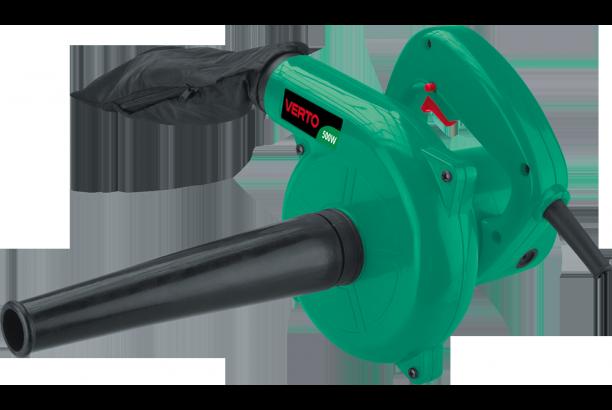 VERTO Electric blower 500W 2.2 m3 / min (52G505)