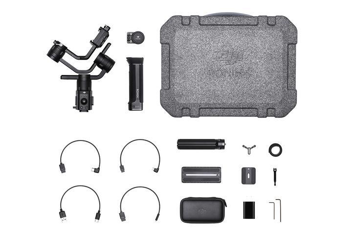 DJI Ronin-S Gimbal Stabilizer For DSLR; Mirrorless Cameras