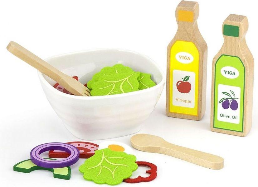 Viga Zestaw salatkowy - zrob salatke 51605