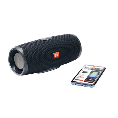 JBL Charge 4, Portable Bluetooth speaker, 30W, Waterproof, 7500mAh, Black pārnēsājamais skaļrunis
