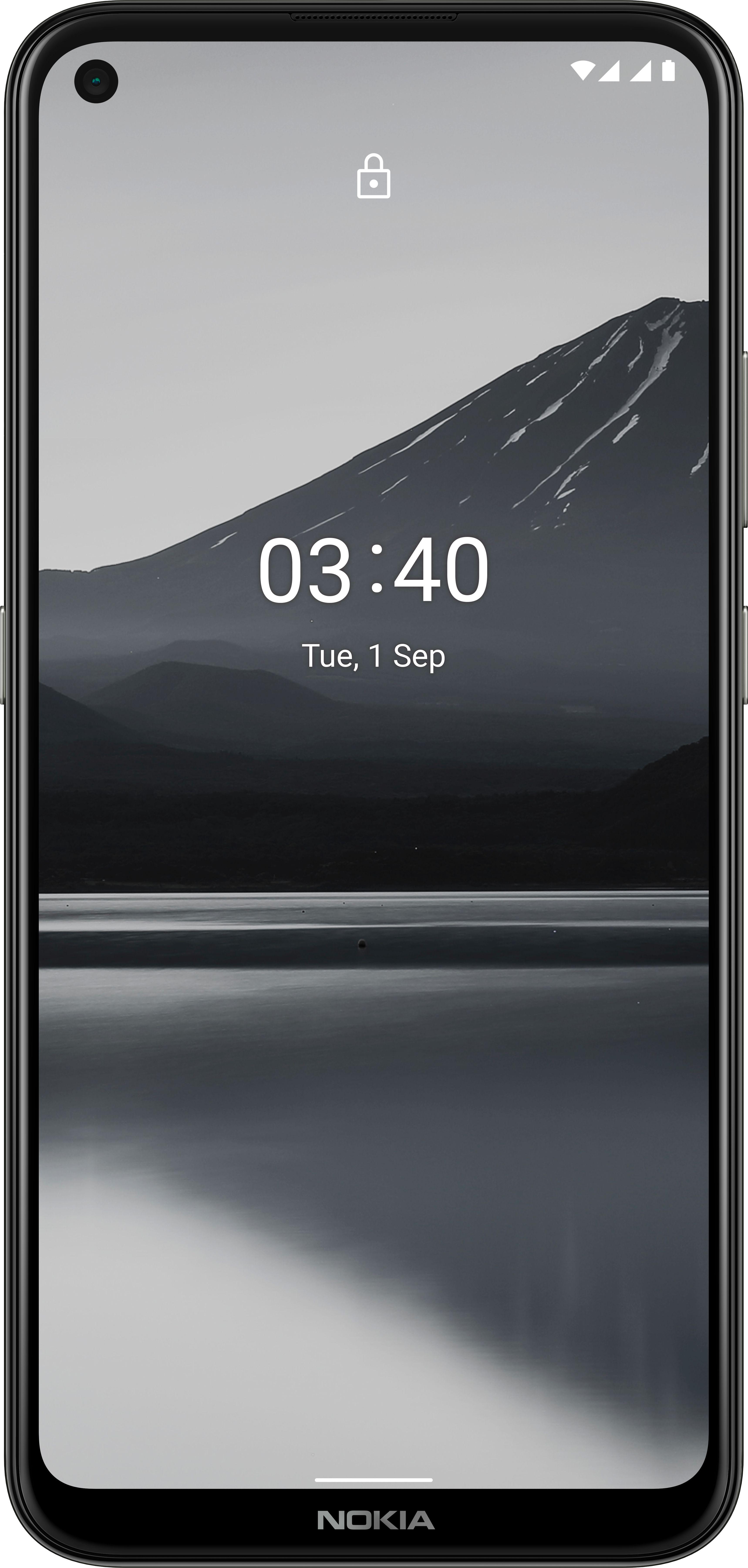 Smartfon Nokia 3.4 64 GB Dual SIM Niebieski  (TA-1283) TA-1283 Mobilais Telefons