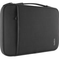 Belkin B2B064-C00 Laptop/Chromebook Sleeve 13 Black portatīvo datoru soma, apvalks