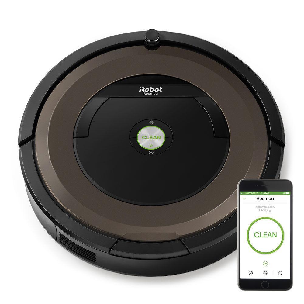 iRobot Roomba 896 robots putekļsūcējs
