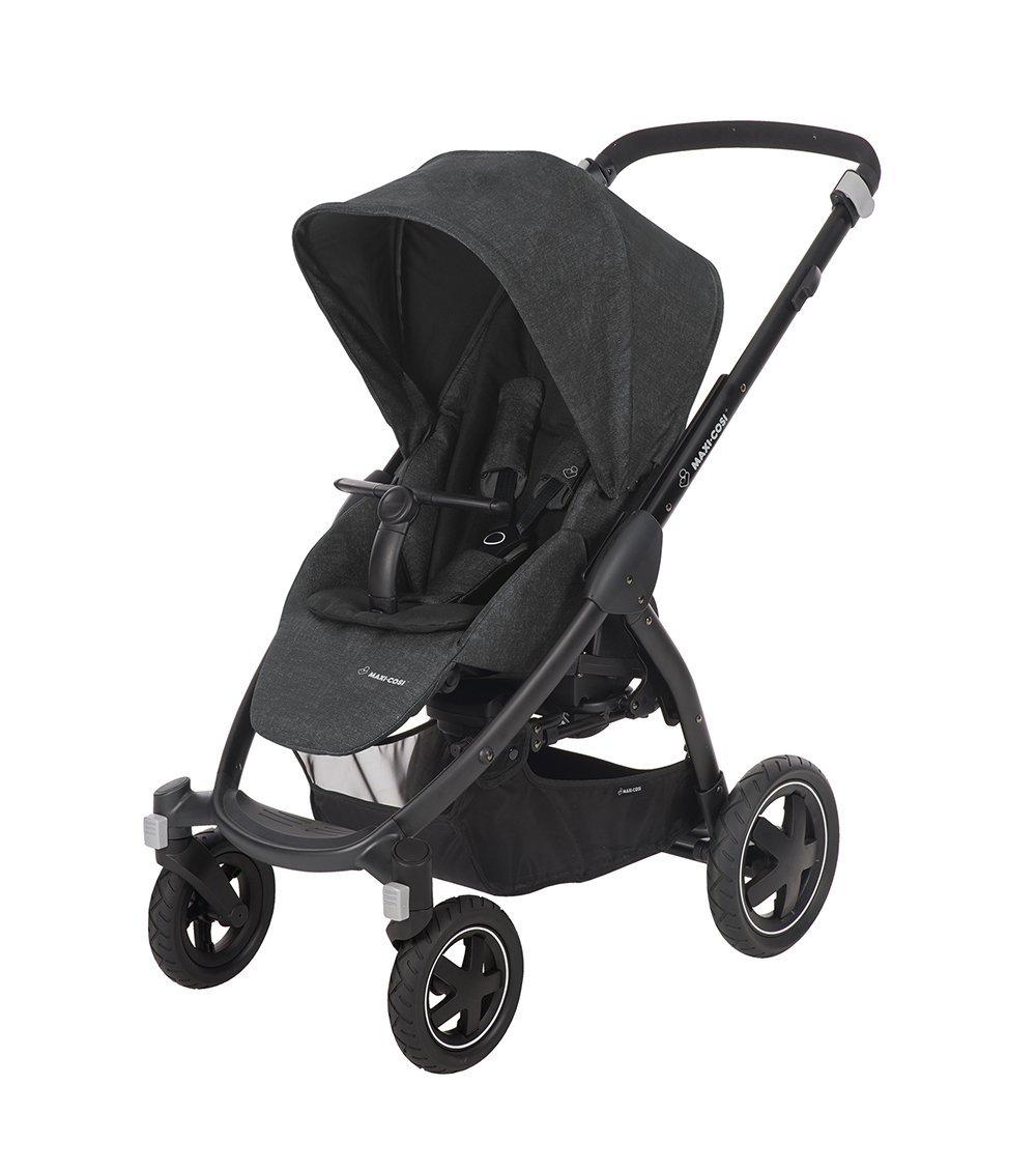 Maxi-Cosi Stella Black Crystal bērnu ratiņi