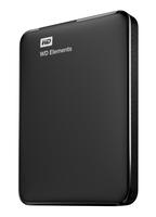 WD Elements USB3.0 1TB Black (bulk iepakojums) Ārējais cietais disks